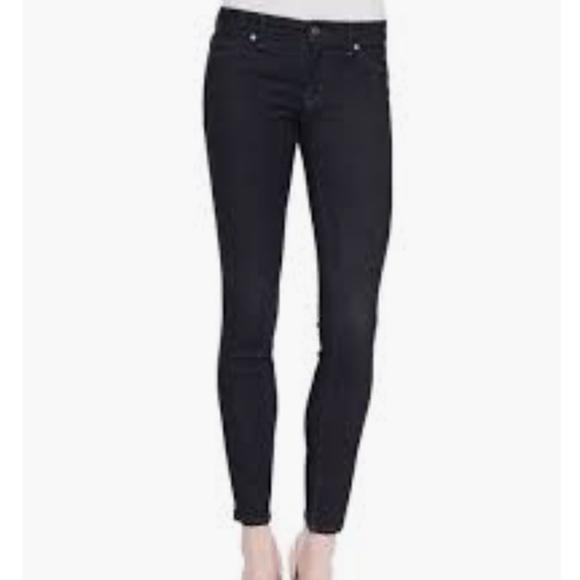 Marc By Marc Jacobs Denim - Marc Jacobs black stick jeans
